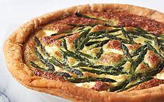 Especially when made with plump, in-season asparagus, this dish makes for a sophisticated, visually pleasing appetizer.