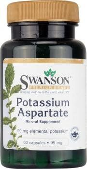 The Product Swanson Potassium Aspartate (99mg, 60 Capsules)  Can Be Found At - http://vitamins-minerals-supplements.co.uk/product/swanson-potassium-aspartate-99mg-60-capsules/