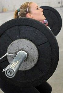 Do you do any Olympic lifting? Love it?