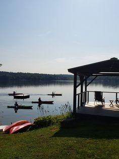 Berkshires Lake House — CFK Interiors Exposed Wood, Wood Paneling, Lake Shore, Interiors, Rivers, Lakes, House, Wooden Panelling, Woodwork