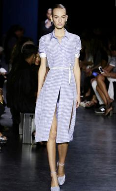 This Altuzarra dress is one that Adele would wear out for errands or out to a cafe with friends.