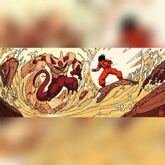 Cooler Vs Goku