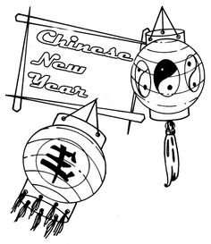 angry birds chinese new year coloring pages