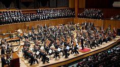 Simon Rattle & Berlin Phil, Royal Festival Hall Mahler 2 (Resurrection)