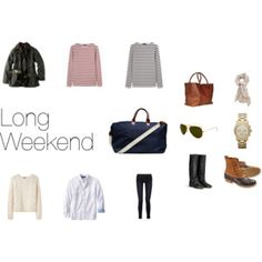 Long Weekend: New England