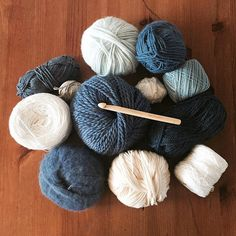 Yarn. . . . . . #crochet #crochetaccessories #textilejewelry #fashion #style…