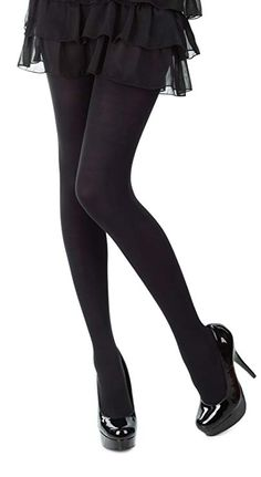 882d295d0983 Opaque Tights By Romartex, Choose From 25 Fashionable Colours,40 Denier,  Sizes S