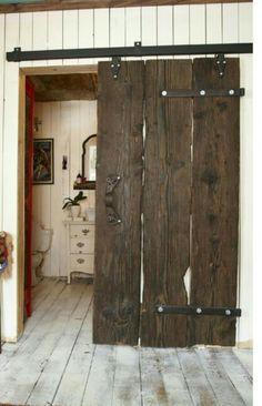 Sürgülü kapı..