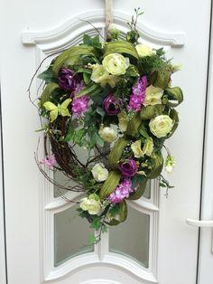 Door Wreaths,Türkranz,Wianek na drzwi