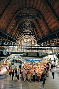 Mercat de Santa Caterina / Mercado de Santa Caterina, Barcelona, Spain - Enric Miralles, Benedetta Tagliabue