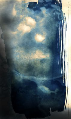 lapresquile:  watercolour by   jackbarnosky:  ©  jack barnosky / the dying light