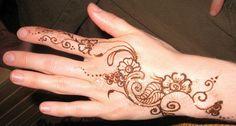 30 Easy & Simple Mehndi Designs & Henna Patterns 2012 | Henna Tattoo For Beginners | Girlshue