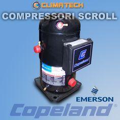 Prezzi scontati su tutta la Gamma di compressori scroll Copeland ZR