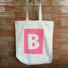 My personalized shopping/grocery bag.