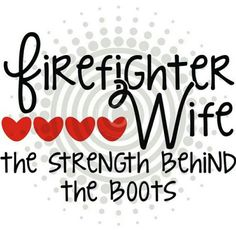 Buy Any 2 Get 1 Free - Firefighter Wife Strength Behind The Boots - Vinyl Decal Sticker Firefighter Wife Quotes, Firefighter School, Firefighter Family, Firefighter Wedding, Firefighter Decor, Wildland Firefighter, Firefighters Wife, Firefighter Apparel, Nurse Love