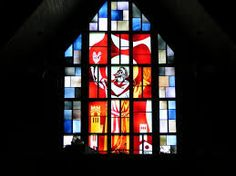 Image result for st francis of assisi stained glass