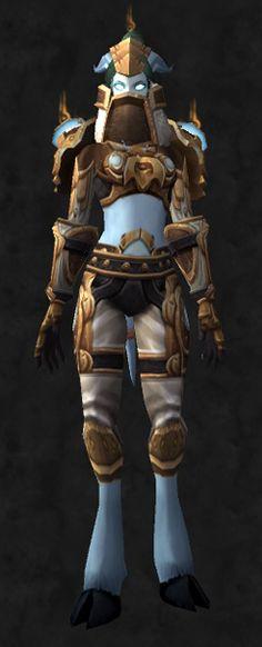 Couleur\'s World of Warcraft Transmogrify Database | Transmog Sets ...