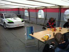 Jensen Motorsport har kommet til Wallenberg Arena Park, Parks