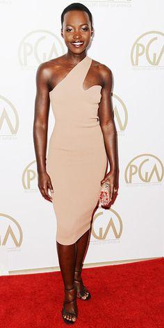 Red Carpet Style: Lupita Nyong'o - Lupita Nyong'o from #InStyle