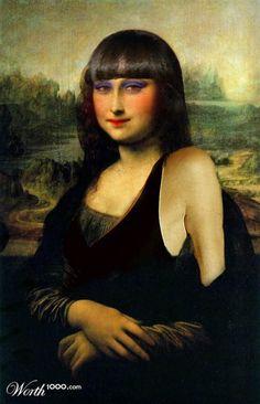 Mona Bangs