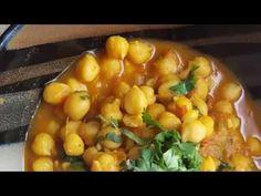 GARBANZOS A MI ESTILO y otros consejos - YouTube Food Dishes, Side Dishes, Mexican Food Recipes, Ethnic Recipes, Side Dish Recipes, Macaroni And Cheese, Easy Meals, Chicken, Vegetables