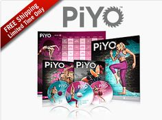 PiYo™; This program is amazing! Combination of Pilates and Yoga, but revved up. #piyo #yoga #pilates