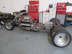 build frame V8 trike - Google Search