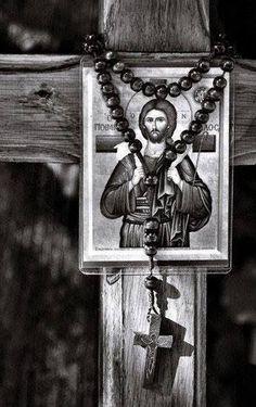 Ποτέ σου μη ζητήσεις... Religious Icons, Religious Art, Church Icon, Faith Church, Christian World, Byzantine Icons, Orthodox Christianity, Holy Cross, Catholic Art