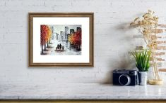 Love in the city 2 Framed Print by Iulia Paun Modern acrylic on canvas home artwork. Ready to hang on the wall. MADE TO ORDER. #art #painting #abstract #acrylic #modern #original #wall #decor #gift #cityscape #landscape #palletknife #couple #redpainting #black&white Abstract Landscape Painting, Landscape Paintings, Wonderful Picture, Canvas Home, Wall Art Decor, Fine Art America, Pop Art, Modern, Contemporary