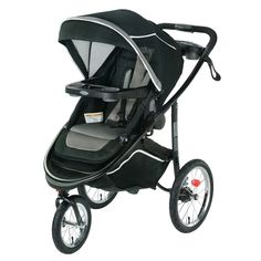 Graco Modes Jogger Travel System Admiral Travel System