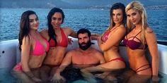 Dan Bilzerian entkommt Gefängnis-Strafe wegen 6 Mio. Instagram Followern