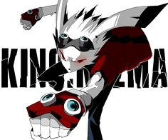 Summer Wars, King Kazma, Anthro