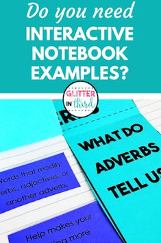 Looking for interactive notebook examples? I wanted to share the flippable and folding templates that I love using most with my interactive notebooks. All of these interactive notebook pieces are easy to cut - that means more class time, less cutting time Interactive Notebooks Kindergarten, Geometry Interactive Notebook, Science Notebooks, Third Grade Science, 7th Grade Math, Reading Response Journals, Anchor Charts, Venn Diagrams, High School
