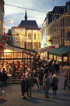 Lille, France.