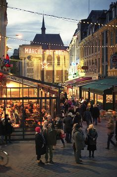 Lille, France. I don't care what I have to do, I am going.