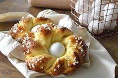 Brioche de Pâques 1