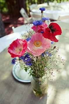 Cute flower arrangement