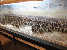 The Megalomaniac (Mwhaha): French Napoleonic Cavalry charge