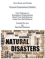 Real Self Reliance: Home and Family Personal Preparedness Portfolio