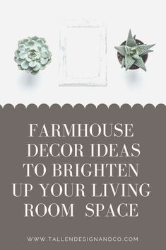 Farmhouse Decor Ideas to Brighten up a Livingroom Farmhouse Interior, Farmhouse Style, Farmhouse Decor, Home Structure, Ol Fashion, Social Media Influencer, Cozy Room, Marble Countertops, Country Chic