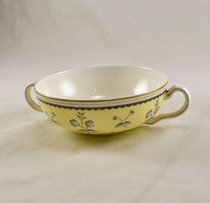 For the Kitchen. . https://www.etsy.com/listing/251124075/wedgwood-pimpernel-cream-soup-bowl