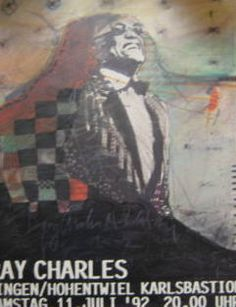 Ray Charles Video Museum: Ray Charles Is In Town - Chronology 1992