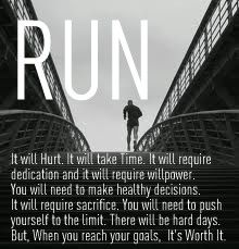 It's so worth it! #running #inspiration
