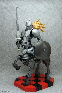 Centaur Knight | nobu_tary | Flickr