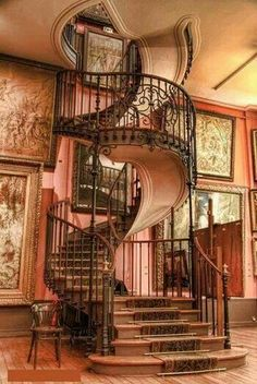 Would love these stairs in my house