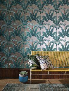 Lerici F7179-01 fabric by Osborne & Little.   Italian Riviera ...