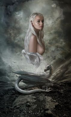 Mother of Dragons on Behance
