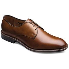 $295 - Love this style and this is a very well made shoe - Kenilworth - Plain-toe Lace-up Mens Dress Shoes by Allen Edmonds #footwearmensedition