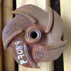 Goulds Impeller , part No. 56090, material CF8M