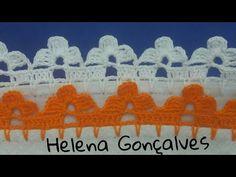 Repetição do bico de crochê #50 (melhor imagem) ❤ - YouTube